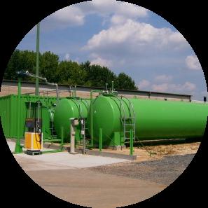 Biodieselanlagen